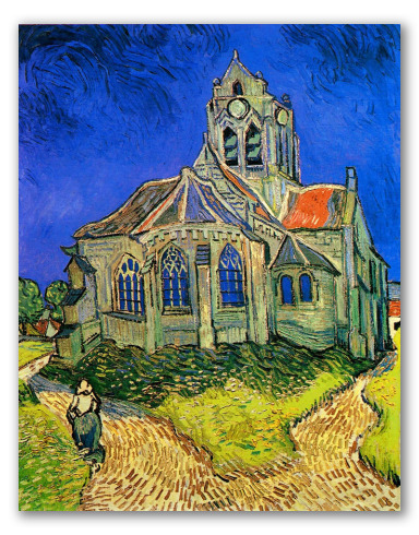 La Iglesia de Auvers
