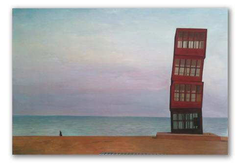 El Mar, Barcelona