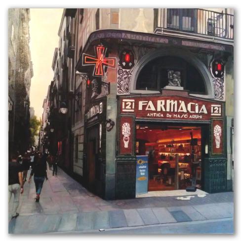 La Fàrmacia Nadal, Barcelona